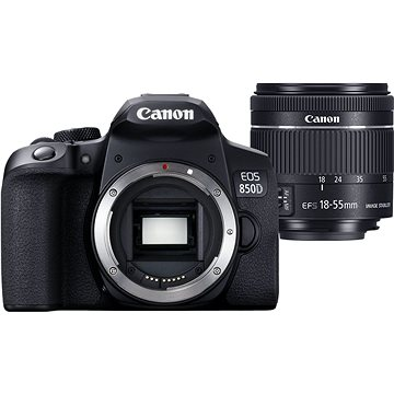 Canon EOS 850D + 18-55mm IS STM (3925C002)