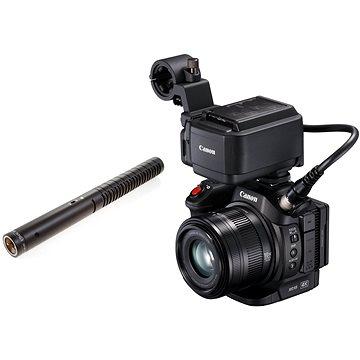 Canon XC15 + mikrofon Rode NTG1