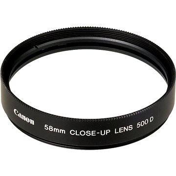 Canon makropředsádka 500D (2822A001AA)