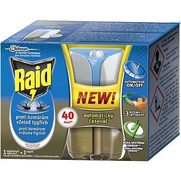 RAID elektrický odpařovač s tekutou náplní Advanced 1+33 ml (5000204888522)