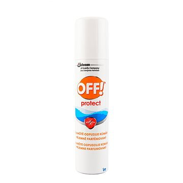 Odpuzovač hmyzu OFF! Protect Spray 100 ml (8711800112054)