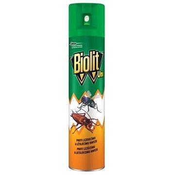 Odpuzovač hmyzu BIOLIT UNI 400 ml (5000204918496)