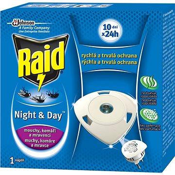 Odpuzovač hmyzu RAID proti komárům a mouchám - náhr.náplň 1 ks (5907635901274)
