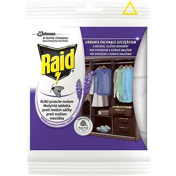 RAID Sáčky proti molům Levandule 18 ks (5000204729856)