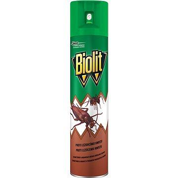 Odpuzovač hmyzu BIOLIT P Proti lezoucímu hmyzu 400 ml (8590005008313)