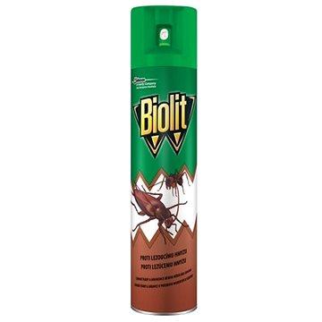 Odpuzovač hmyzu BIOLIT Plus sprej proti lezoucímu hmyzu 400 ml (5000204918588)