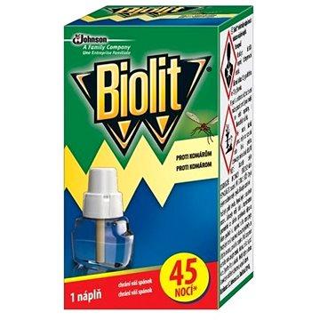 BIOLIT tekutá náplň do elektrického odpařovače 27 ml (5000204919813)
