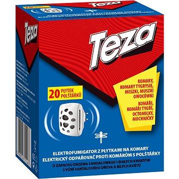 TEZA el. odpařovač proti komárům 20 tab. (5900536311463)