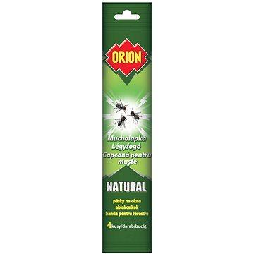 ORION Natural Mucholapka pásky na okna 4 ks (8595059707038)