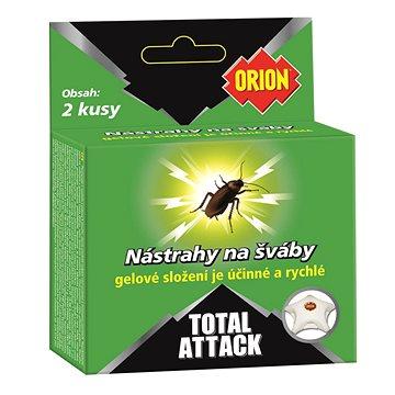 ORION Total Attack Nástrahy na šváby 2 ks (8411135638020)