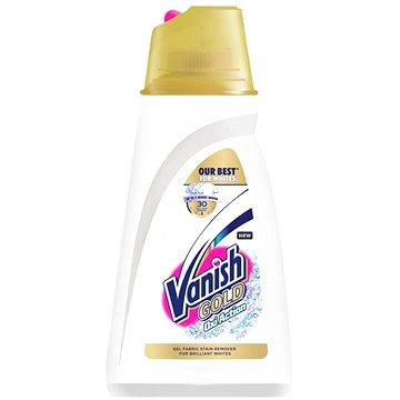 Vanish Oxi Action Extra Gold bílý 940ml