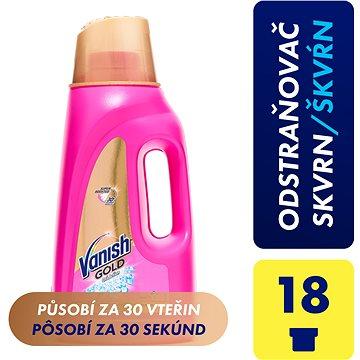 Odstraňovač skvrn Vanish Oxi Action Gold 1,8 l (5900627067651)