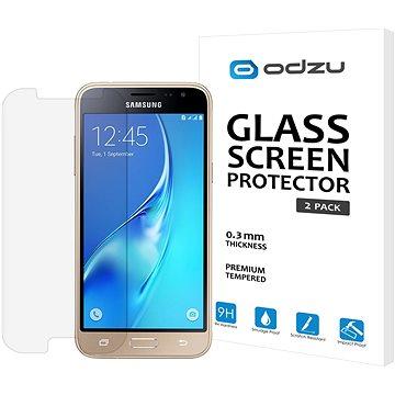 Odzu Glass Screen Protector 2pcs Samsung Galaxy J3 Duos (ODZGLSGLXJ3D)