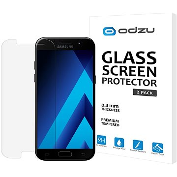 Odzu Glass Screen Protector 2pcs Samsung Galaxy A5 2017 (ODZGLSGLXA517)