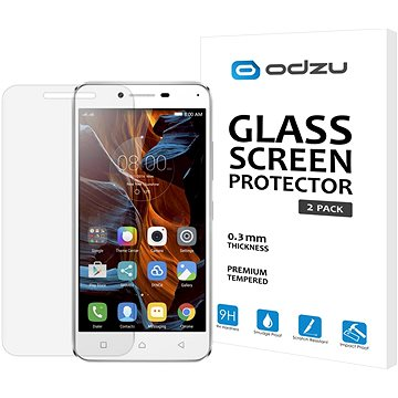 Odzu Glass Screen Protector 2pcs Lenovo K5 (ODZGLSLK5)