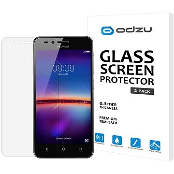 Odzu Glass Screen Protector 2pcs Huawei Y3 II (ODZGLSHY3II)