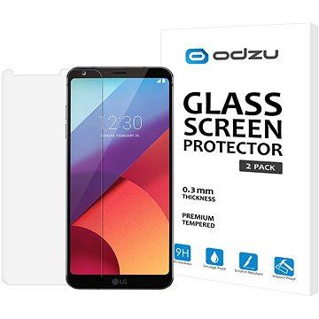 Odzu Glass Screen Protector 2pcs LG G6 (ODZGLSLGG6)