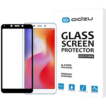 Odzu Glass Screen Protector E2E Xiaomi Redmi 6 (GLS-E2E-XR6)