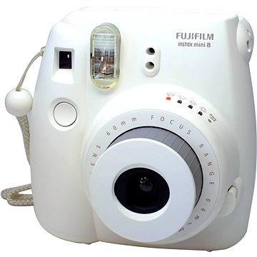 Fujifilm Instax Mini 8S Instant camera bílý (16427688)