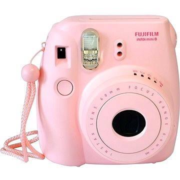 Fujifilm Instax Mini 8S Instant camera růžový (16427717)
