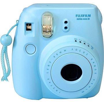 Fujifilm Instax Mini 8S Instant camera modrý (16427729)