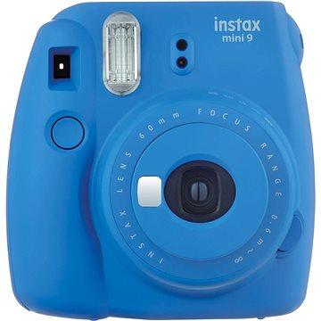 Fujifilm Instax Mini 9 tmavě modrý + film 1x10 (70100138445)
