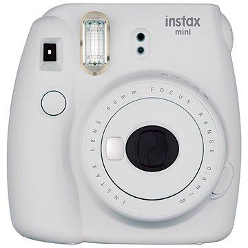 Fujifilm Instax Mini 9 popelavě bílý (16550679)
