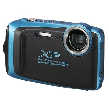 Fujifilm FinePix XP130 modrý (16573530)