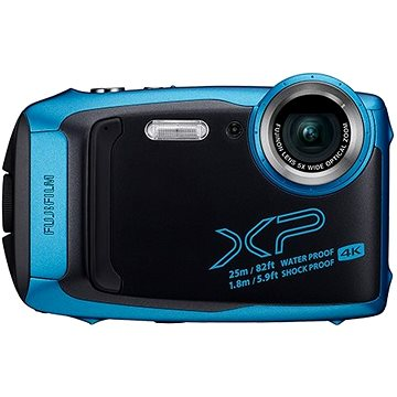 Fujifilm FinePix XP140 modrý (16613562)