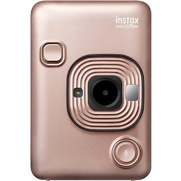 Fujifilm Instax Mini LiPlay zlatý (16631849)