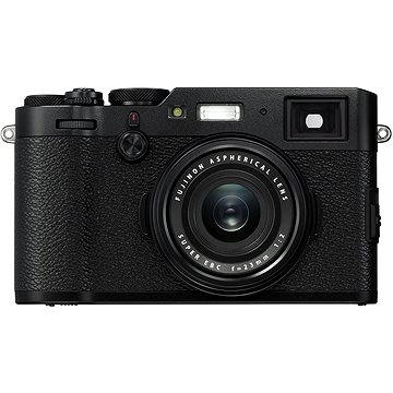 FUJIFILM FinePix X100F černý (16534687)