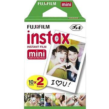 Fujifilm Instax mini film na 20 fotografií (16386016)