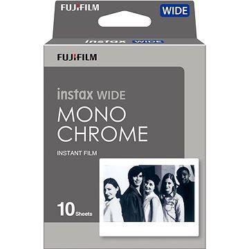 Fujifilm Instax widefilm monochrome WW1 10ks fotek (16564101)