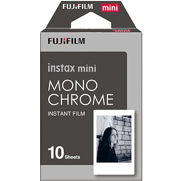 Fujifilm Instax mini monochrome film 10ks fotek (16531958)