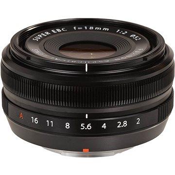 Fujifilm Fujinon XF 18mm F/2.0 (16240743) + ZDARMA Štětec na optiku Hama Lenspen