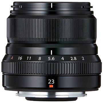 Fujifilm XF 23mm F/2 R WR černý (16523169)