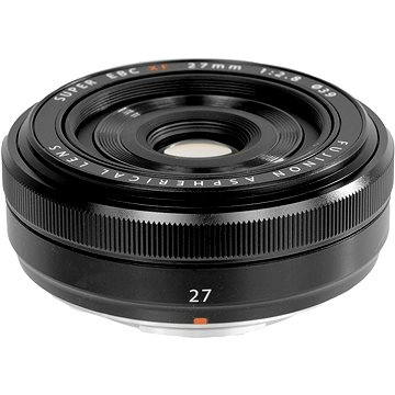 Fujifilm Fujinon XF 27mm F/2.8 (16389123) + ZDARMA Štětec na optiku Hama Lenspen