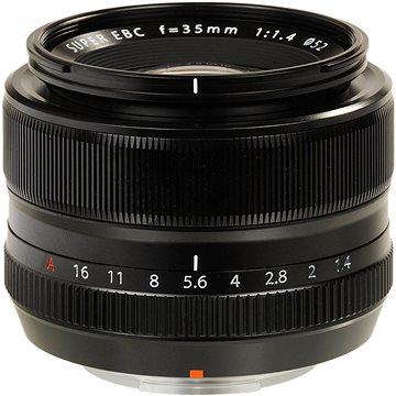 Fujifilm Fujinon XF 35mm F/1.4 R (16240755) + ZDARMA Štětec na optiku Hama Lenspen
