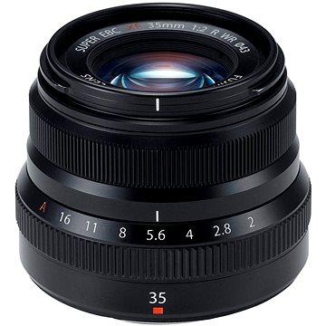 Fujifilm Fujinon XF 35mm f/2.0 R WR Black (16481878)