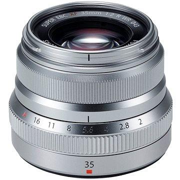 Fujifilm Fujinon XF 35mm F/2.0 R WR Silver (16481880)