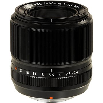 Fujifilm Fujinon XF 60mm F/2.4 R MAKRO (16240767) + ZDARMA Štětec na optiku Hama Lenspen