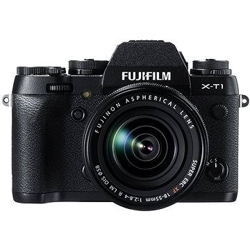 Fujifilm X-T1 Black + objektiv 18-55mm F2.8-4 (16421581) + ZDARMA Paměťová karta SanDisk SDHC 32GB Ultra Class 10 UHS-I
