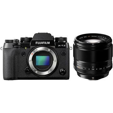 Fujifilm X-T2 + 56mm F1.2 R