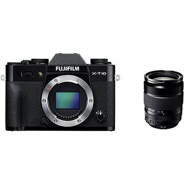 Fujifilm X-T10 Black + objektiv XF18-135mm (16498510)