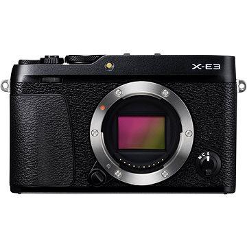 Fujifilm X-E3 tělo černý (16558592)
