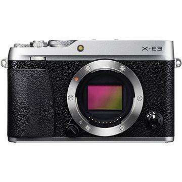 Fujifilm X-E3 tělo stříbrný (16558463)