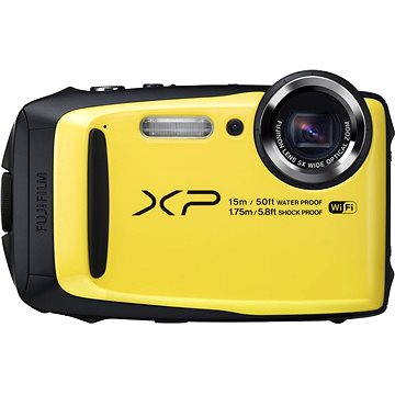 Fujifilm FinePix XP90 žlutý (16500387)