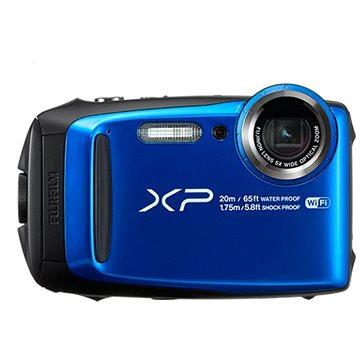 Fujifilm FinePix XP120 modrý (16543781) + ZDARMA Digitální předplatné Svět outdooru - Aktuální vydání od ALZY