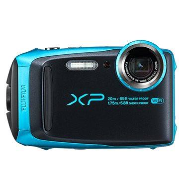 Fujifilm FinePix XP120 světle modrý (16544369) + ZDARMA Digitální předplatné Svět outdooru - Aktuální vydání od ALZY