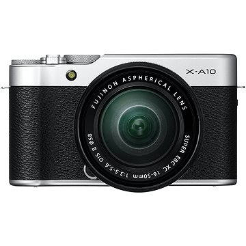 Fujifilm X-A10 + 16-50mm f/3.5-5.6 (16534352) + ZDARMA Paměťová karta SanDisk SDHC 32GB Ultra Class 10 UHS-I